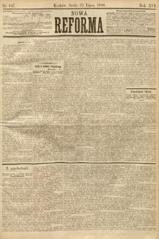 Nowa Reforma. 1900, nr167