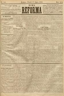 Nowa Reforma. 1900, nr169