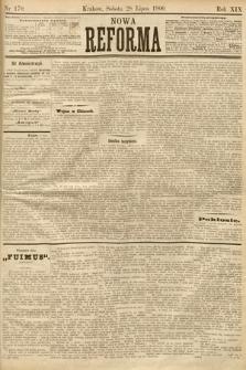 Nowa Reforma. 1900, nr170