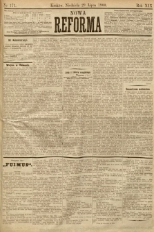Nowa Reforma. 1900, nr171