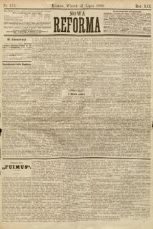 Nowa Reforma. 1900, nr172