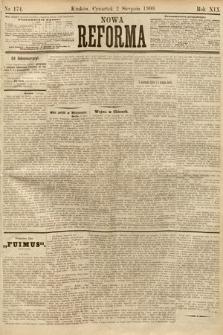 Nowa Reforma. 1900, nr174