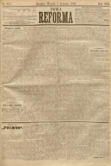 Nowa Reforma. 1900, nr178