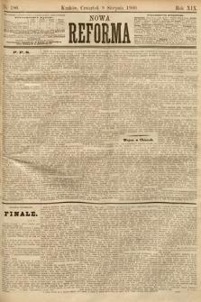 Nowa Reforma. 1900, nr180