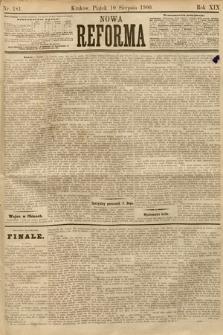 Nowa Reforma. 1900, nr181