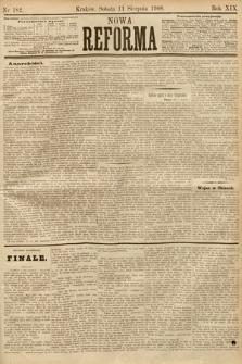 Nowa Reforma. 1900, nr182