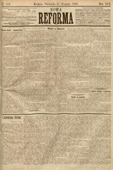 Nowa Reforma. 1900, nr183