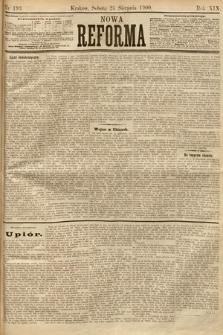 Nowa Reforma. 1900, nr193