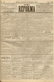 Nowa Reforma. 1900, nr194
