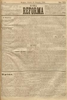 Nowa Reforma. 1900, nr198
