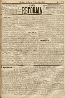 Nowa Reforma. 1900, nr200