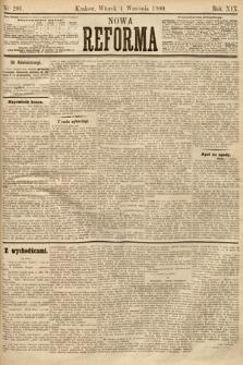 Nowa Reforma. 1900, nr201