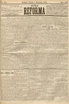 Nowa Reforma. 1900, nr204