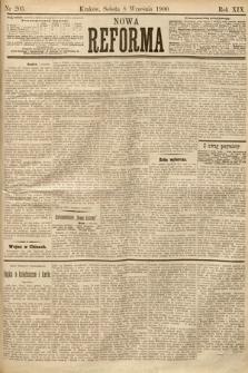 Nowa Reforma. 1900, nr205