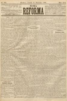 Nowa Reforma. 1900, nr206
