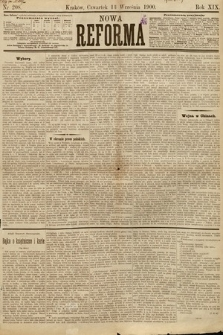Nowa Reforma. 1900, nr208