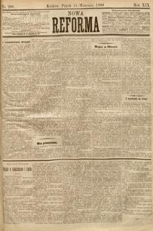 Nowa Reforma. 1900, nr209