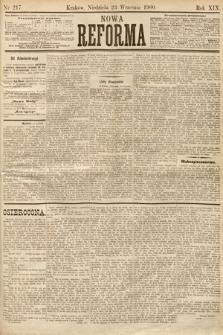 Nowa Reforma. 1900, nr217