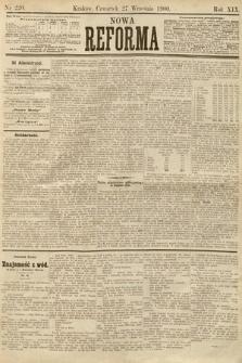 Nowa Reforma. 1900, nr220