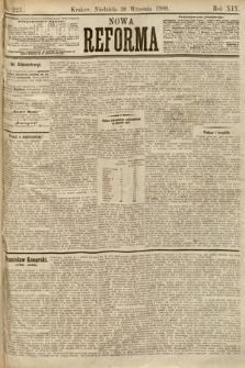 Nowa Reforma. 1900, nr223