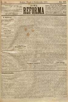Nowa Reforma. 1900, nr224