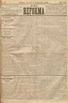 Nowa Reforma. 1900, nr226