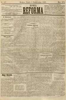 Nowa Reforma. 1900, nr227