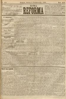 Nowa Reforma. 1900, nr228