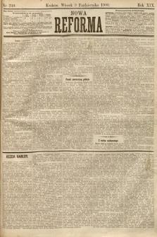 Nowa Reforma. 1900, nr230