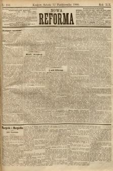 Nowa Reforma. 1900, nr234