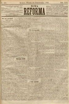 Nowa Reforma. 1900, nr236