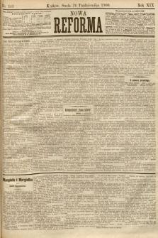 Nowa Reforma. 1900, nr243