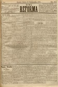 Nowa Reforma. 1900, nr246