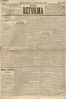 Nowa Reforma. 1900, nr249