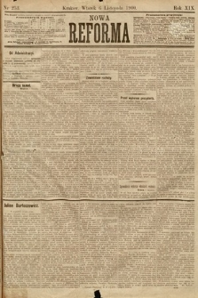 Nowa Reforma. 1900, nr253