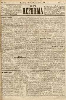 Nowa Reforma. 1900, nr257
