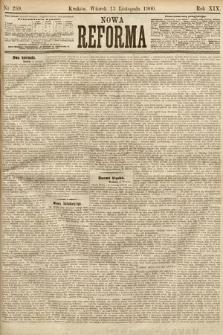 Nowa Reforma. 1900, nr259