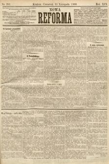 Nowa Reforma. 1900, nr261