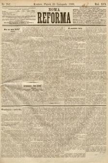 Nowa Reforma. 1900, nr262