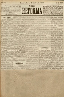 Nowa Reforma. 1900, nr266