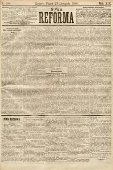 Nowa Reforma. 1900, nr268
