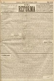 Nowa Reforma. 1900, nr269