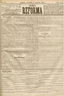 Nowa Reforma. 1900, nr276