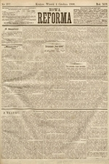 Nowa Reforma. 1900, nr277