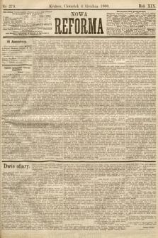 Nowa Reforma. 1900, nr279