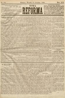 Nowa Reforma. 1900, nr282