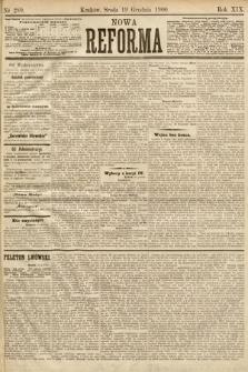 Nowa Reforma. 1900, nr289