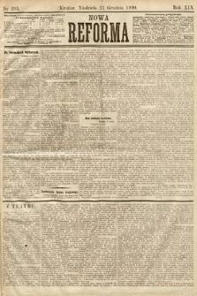 Nowa Reforma. 1900, nr293