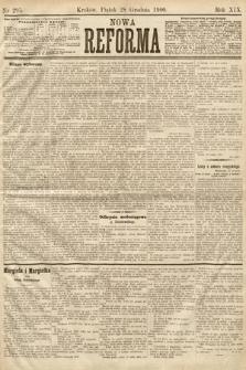 Nowa Reforma. 1900, nr295