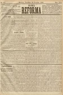 Nowa Reforma. 1900, nr297